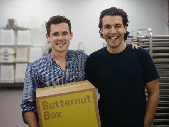 Caja de Butternut