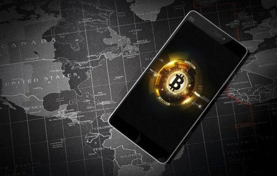 Criptomonedas en el móvil