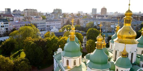 Kiev, la capital de Ucrania, se encuentra en segunda posición.