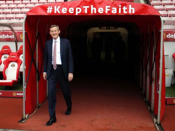 La deuda que acumula el Sunderland alcanza los 156 millones de euros.
