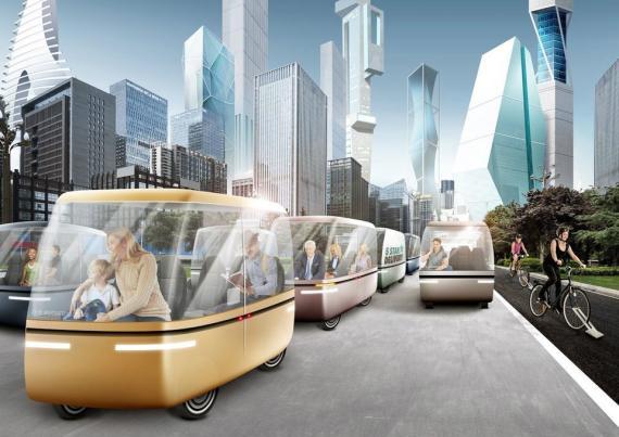 Las ciudades serán uno de los lugares clave para la puesta en marcha de las tecnologías más disruptivas.
