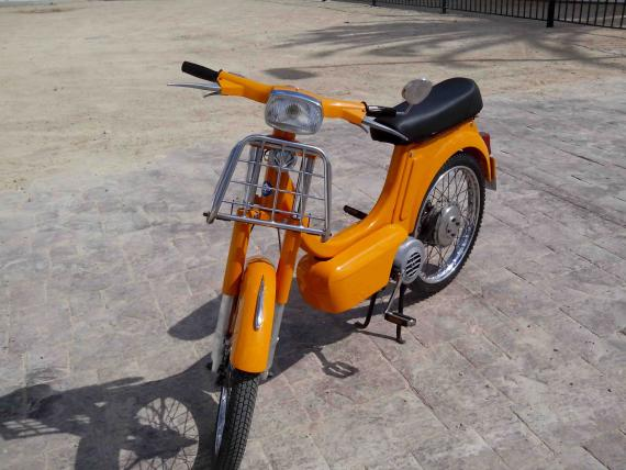Vespino, motocicleta española