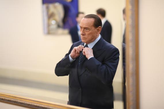Berlusconi Elecciones Italia