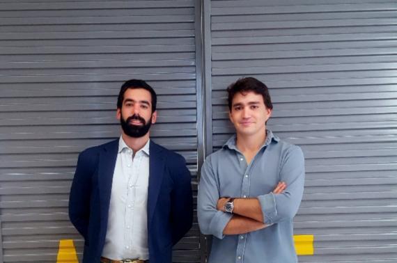 Borja Nieto y Miguel Carmiña (MiCappital)