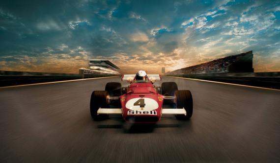 Documental Ferrari 312B