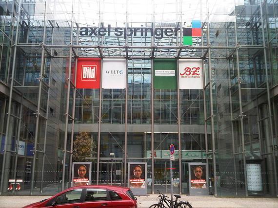Edificio  Axel Springer