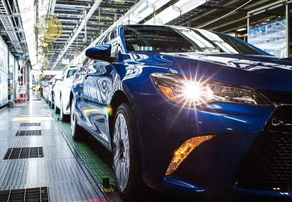 Fabrica de Toyota