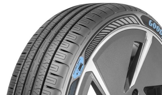 El Goodyear EfficientGrip Performance Electric Drive es el primer neumático generalista para coches eléctricos.