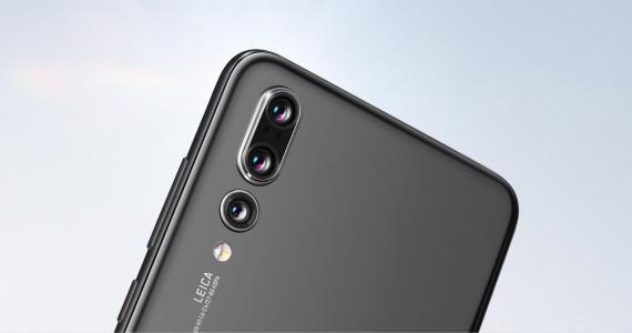 Huawei P20 Pro Camara Triple