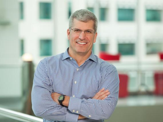 Jack Bailey, presidente de GSK US farmaceútica.
