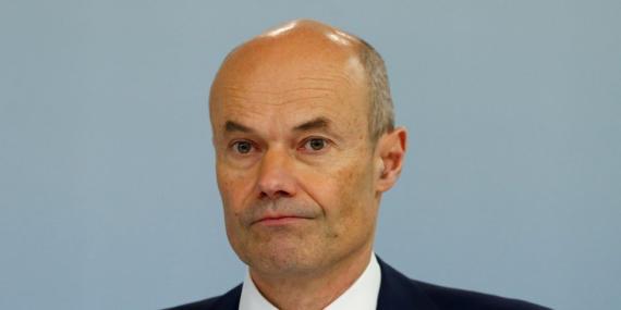 Marcus Schenck, codirector de banca de inversión en Deutsche Bank.