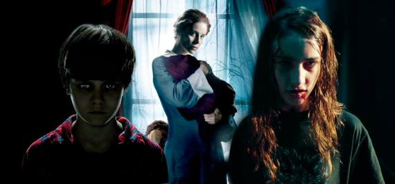 Las mejores películas de terror de Netflix