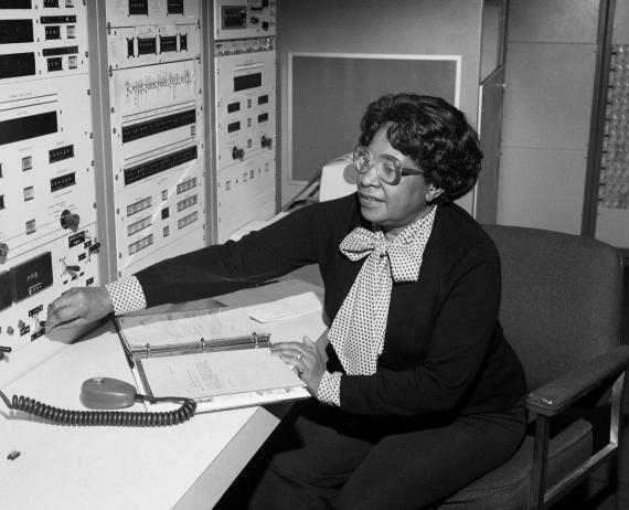 NASA Mujeres Figuras Ocultas