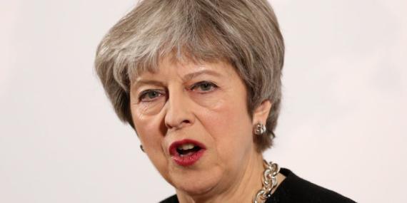 Theresa May va a expulsar a diplomáticos rusos.