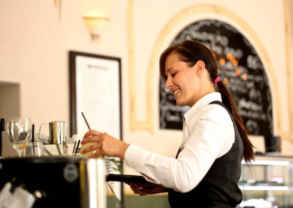 Camarera, Hostelería, Restaurante
