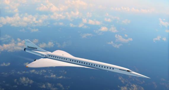 Ctrip, la plataforma de viajes más grande de China, invierte en el avión supersónico Boom para explotarlo comercialmente en el mercado aéreo en China.