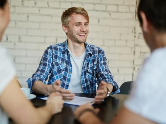 Hazlo bien en tu próxima entrevista de trabajo.