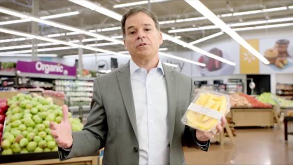 Frank Yiannas, vicepresidente de seguridad alimentaria del gigante Walmart