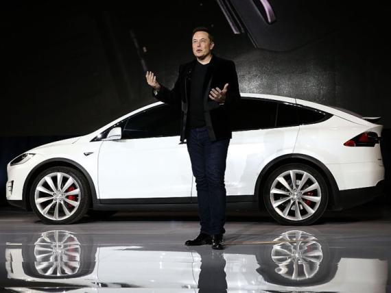 Elon Musk, fundador y CEO de Tesla.