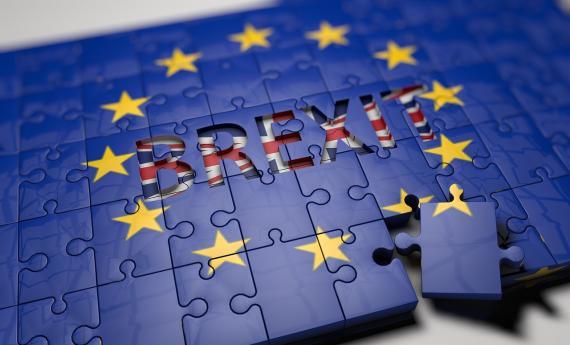 Ilustración sobre el Brexit