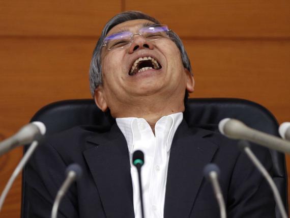 Japón Kuroda