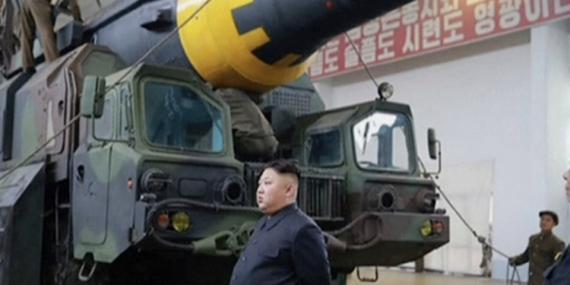 Kim Jong Un podría lanzar un ataque nuclear en Estados Unidos en julio de 2018.