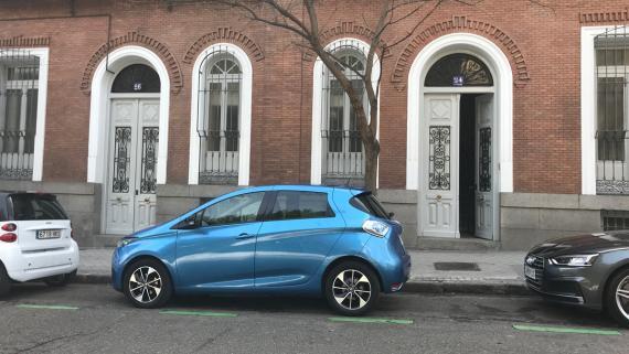 Prueba del Renault Zoe