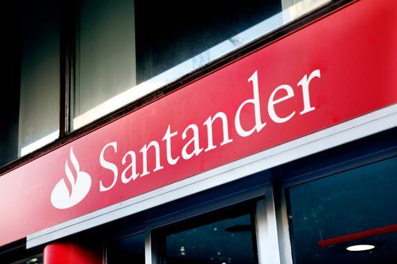 Sede del Banco Santander