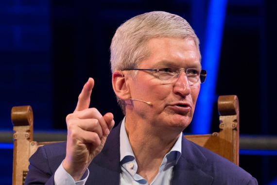 Tim Cook CEO Apple