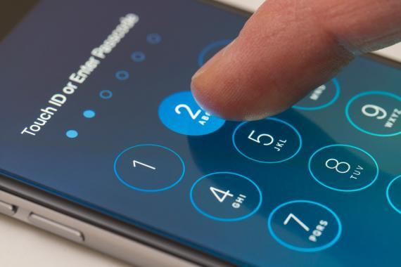 Bloqueo iPhone