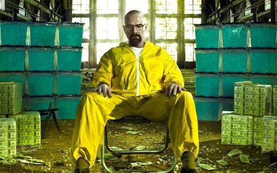 Breaking Bad es una de las series de Netflix más vistas en todo el mundo.