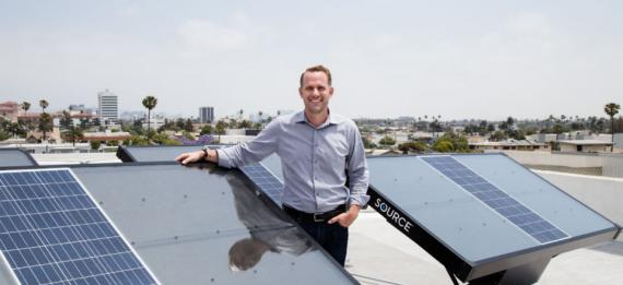 Cody Friesen, CEO de Zero Mass Water
