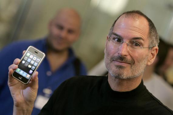 Pero la mayor victoria de Apple fue la presentación del iPhone en 2007. El resto, como se dice, es historia