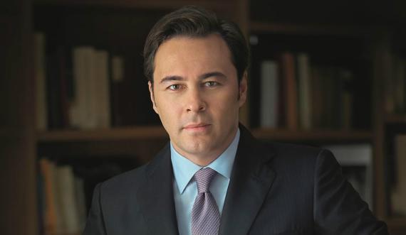 Dimas Gimeno, presidente de El Corte Inglés