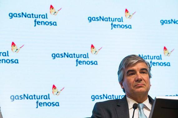 Francisco Reynés, presidente ejecutivo de Gas Natural Fenosa