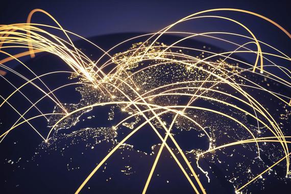 Luces Satelite PIB