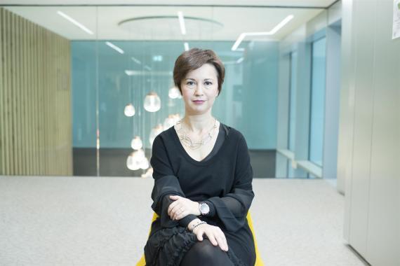 Mariangela Marseglia, country manager de Amazon para España e Italia