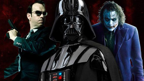 Mejores villanos del cine