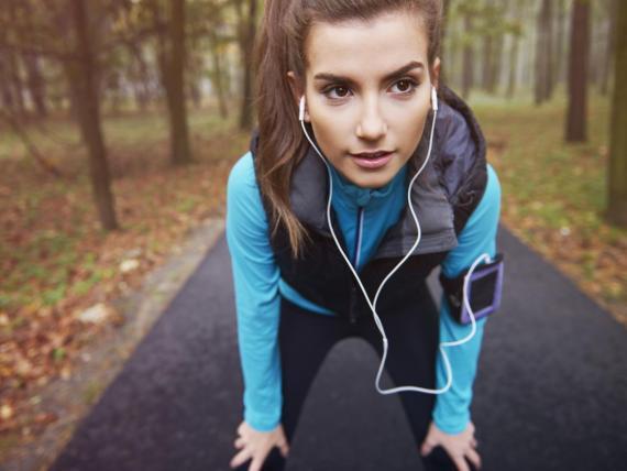 Salir a correr debería de ser divertido.