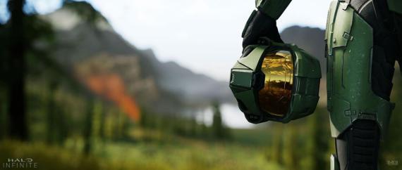 """""""Halo Infinite"""" es uno de los títulos que va a llegar a la próxima Xbox."""