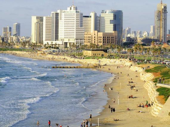 """A Tel Aviv se la conoce como """"el próximo Silicon Valley""""."""