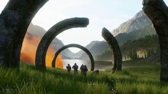 """El videojuego """"Halo Infinite"""" podría estar presente en la lista de títulos de la nueva generación de hardware de Xbox"""