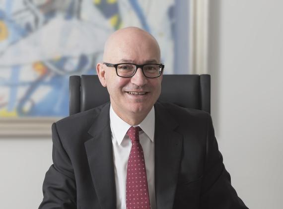 El ya expresidente y ex consejero delegado de El Corte Inglés Jesús Nuño de la Rosa.