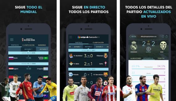 La app de La Liga usa el micro de tu móvil para detectar los bares con fútbol pirata