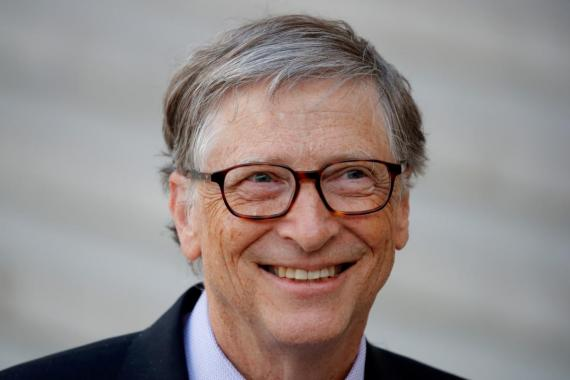 Bill Gates es parte de un grupo comprometido con hasta 1.000 millones de dólares para desarrollar nuevas tecnologías de almacenamiento de energía.