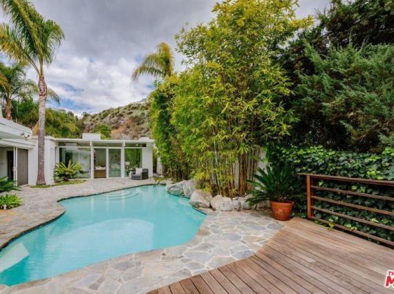 La casa de Taylor en Beverly Hills