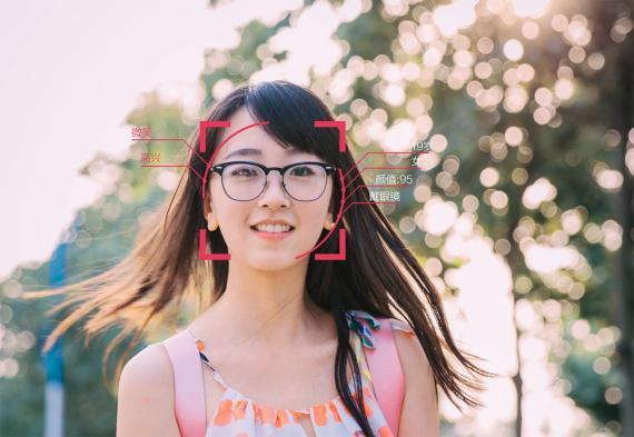 China Sensetime Reconocimiento Facial