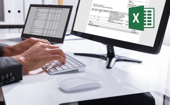 Cómo hacer restas con Excel
