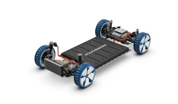 A la joint-venture con QuantumScape VW aportará el ordenador cuántico con el que ya estaba desarrollando baterías.