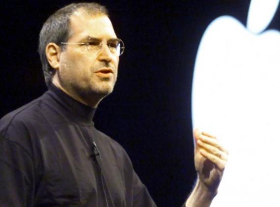 El antiguo CEO de Apple, Steve Jobs, en una imagen de 2001.